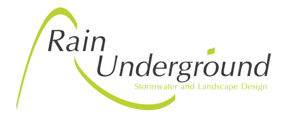 Rain Underground&nbsp;<br />Stormwater and Landscape Design